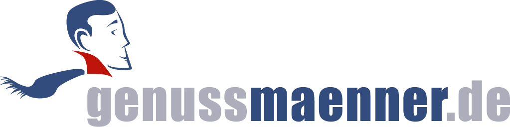 genussmaenner.de – Logo-Design