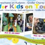 Werbeflyer für Lions Kinderfest