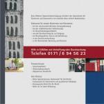 Flyer Steuerstrafverteidung Kanzlei Westen
