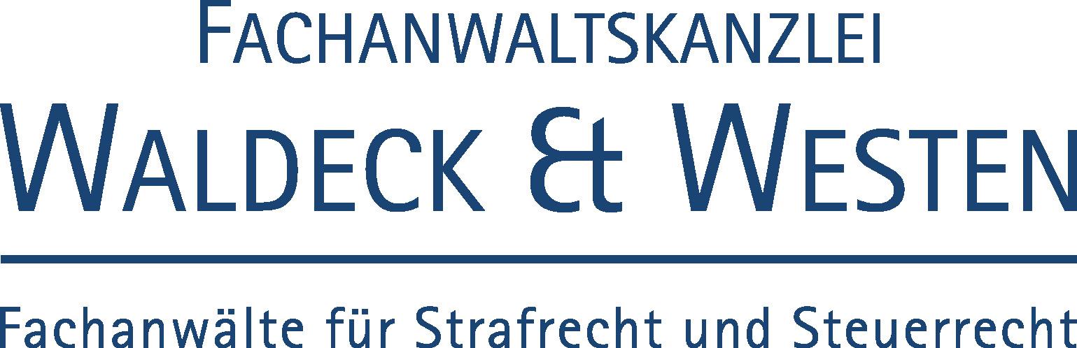 Logo für Rechtsanwälte Waldeck & Westen
