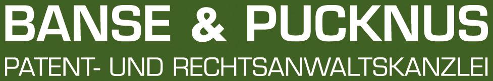 Logo für Patent- und Rechtsanwälte Banse & Pucknus