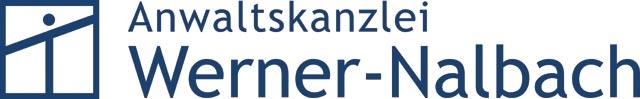 Logo-Design für Rechtsanwalt Werner-Nalbach