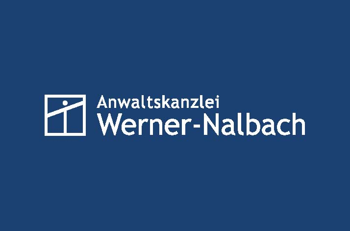 Visitenkarte für Rechtsanwalt Werner-Nalbach