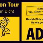Flyer ADAC-Vertriebsagentur