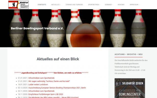 Berliner Bowlingsport Verband e.V.
